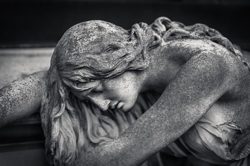 Girl in Grief